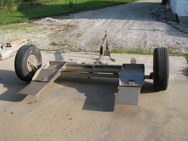 Used Car Tow Dolly For Sale | Autos Weblog